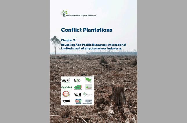 《冲突的种植》(Conflict Plantations)报告(英文)第二章发布